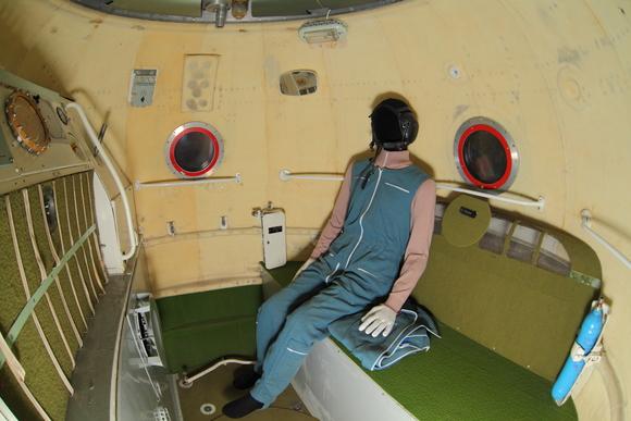 museum astronauten ruimtevaart
